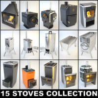 SiberStove Stoves Collection 15 in 1
