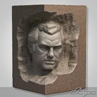 Statue V6 Boris Derevyanko