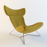 3d boconcept imola armchair model
