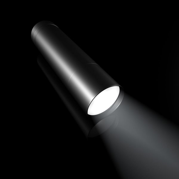flashlight light 3d obj - Flashlight... by TheSphinx