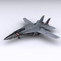 F-14D Tomcat VF-2 Bounty Hunters Iraqi Freedom