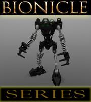 lego bionicle onua - 3ds