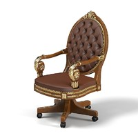 elle almaty chair 3d model