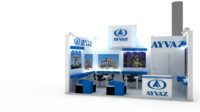 Ayvaz Exhibition Stand Design 2
