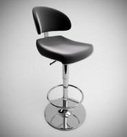 Restaurant - kitchen chair  / Hoker barowy