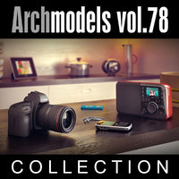 archmodels vol 78 3d max