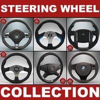 3dsmax steering wheels v2