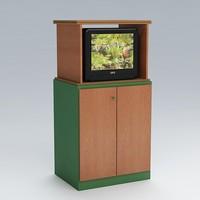 3d tumb tv model