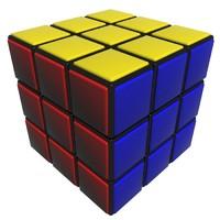 maya rubik s cube loader