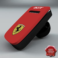 acer ferrari bluetooth headset 3d 3ds
