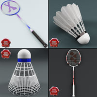 Badminton Collection V3