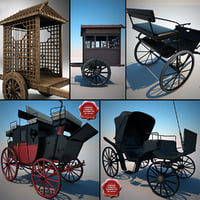 Carriages Collection V4