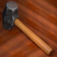 hammer 3d c4d