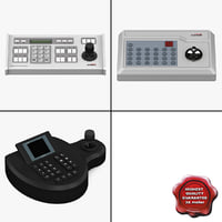 keyboard controllers cameras 3d 3ds