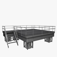 max industrial platform metal