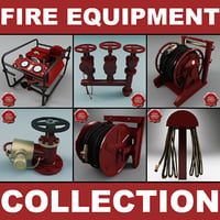Ship Fire Equipment Collection V2