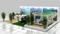 3ds fair stand exhibition