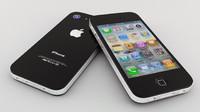 3d model 4 phone