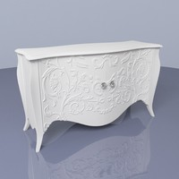 3d sideboard luciano zonta