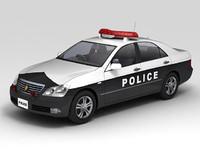 maya patrol car