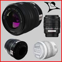 3d model pentax lens 18-55