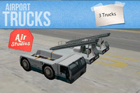 maya airport trucks