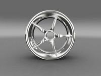 Tyre Rim 04