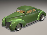 40 Custom Classic Hot Rod bbv8 ida