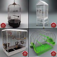 Bird Cages Collection