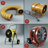 Industrial Air Blowers Collection