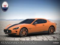 Maserati GT Masonry std mat
