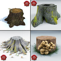 Old Stumps Collection