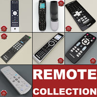 Remotes Collection V3