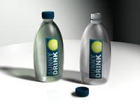 3ds drink bottle