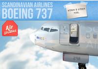 boeing 737-800 3d obj