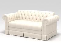sofa vandalo2p 3d model