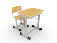3ds max school table 01