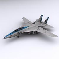 F-14D Tomcat - VF-213 Black Lions