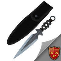 throwing knives max