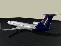 Tu-154 NG