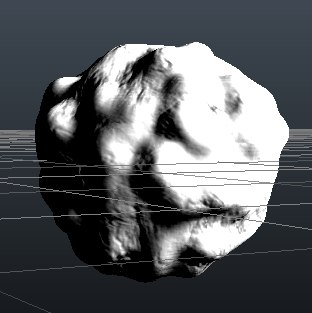 comet 3d model - Comet (2)... by 3DJacob3D