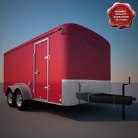 Haulmark Cargo Trailer