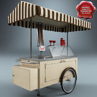 Ice Cream Cart V3