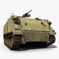 M113A3 Desert Version