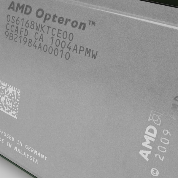 amd opteron magny cours 3d lwo - Processor Socket G34 1974 AMD Opteron (bulldozer and magny... by Tobias