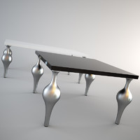 Moda Milan dining tables set