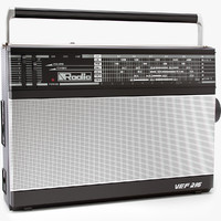 Retro radio VEF 216