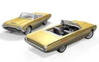 3d indianapolis 500 pace car model