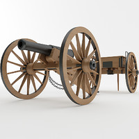 Napoleon M1841 6 Pounder Collection