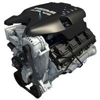 2013 dodge ram v8 3d 3ds